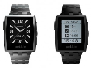 Technology Gifts 2014 - Pebble Steel MVI