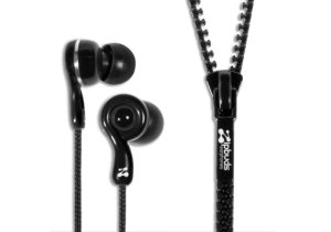 Technology Gifts 2014 - zipbuds black MVI