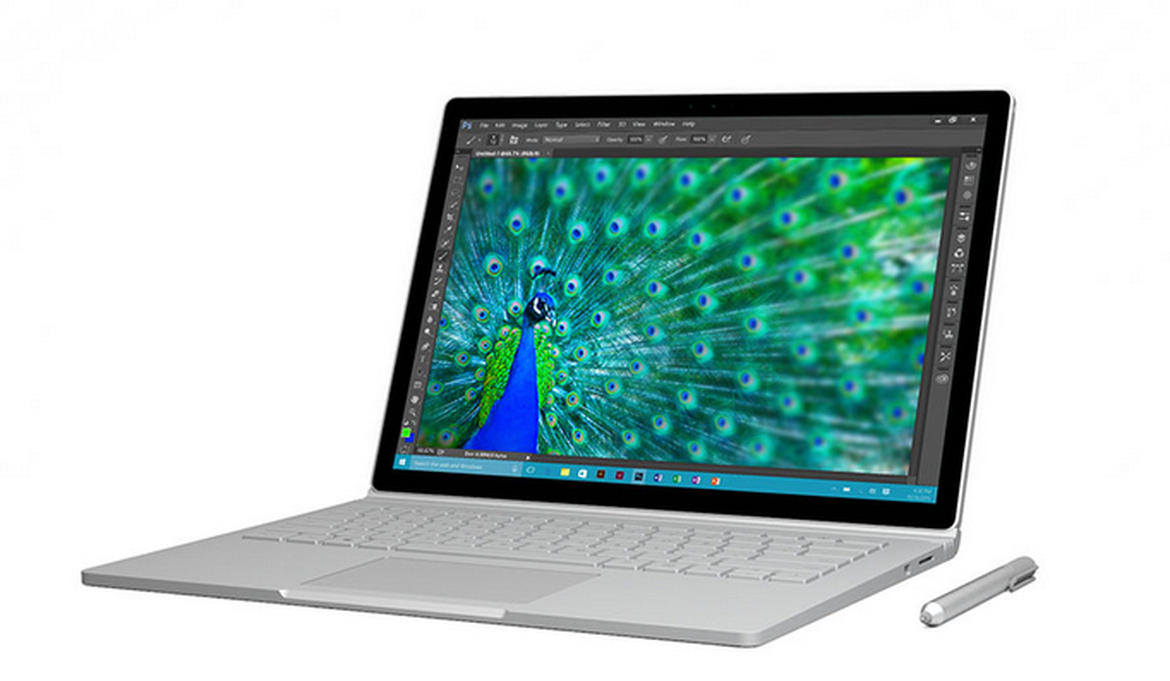 Microsoft Surface Book - Micro Visions Tech List