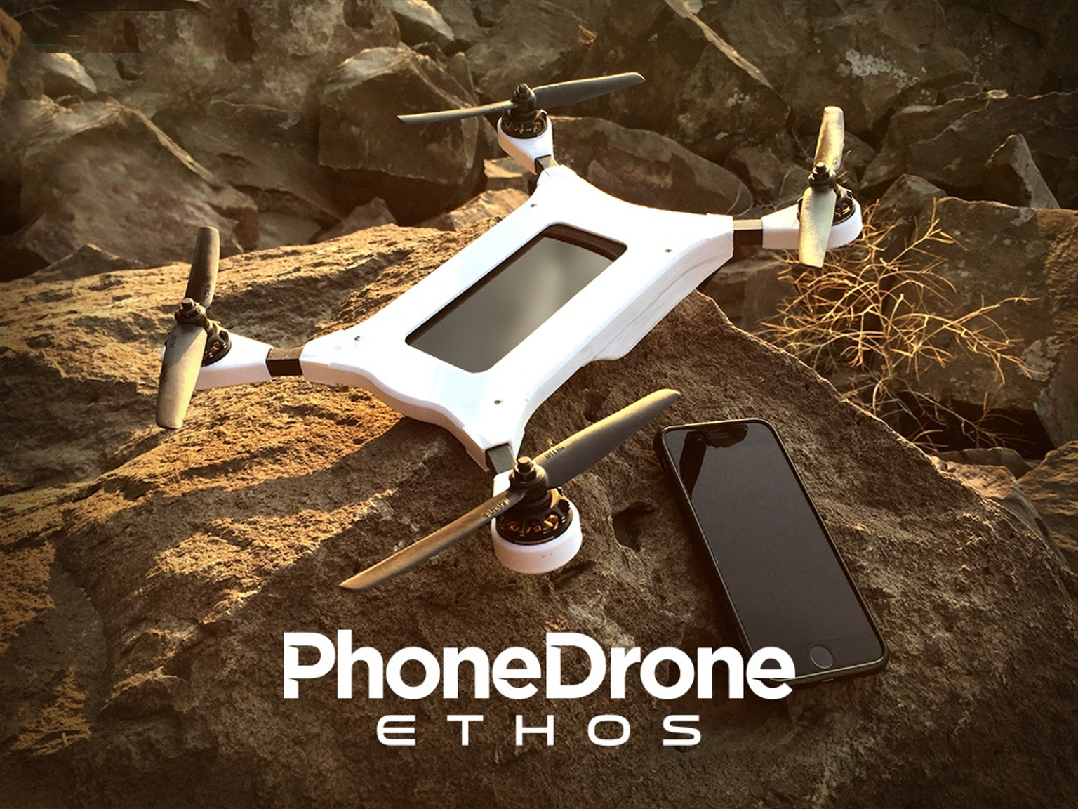 Phone Drone Ethos by xCraft - Micro Visions, Inc. Holiday Tech List