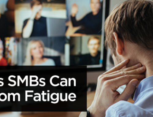 3 Ways SMBs Can Reduce Zoom Fatigue